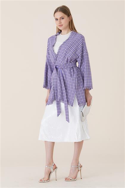 ملابس خارجية-أرجواني KA-A9-25105-24