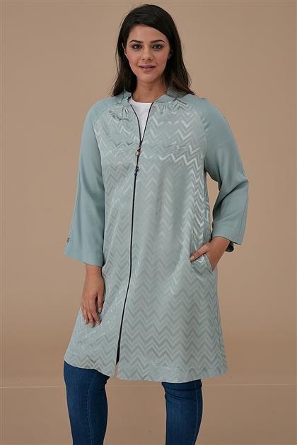 ملابس خارجية-Cağla أخضرi KA-A9-25065-126