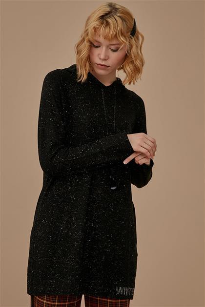 Knitwear-Black KA-A9-TRK55-12