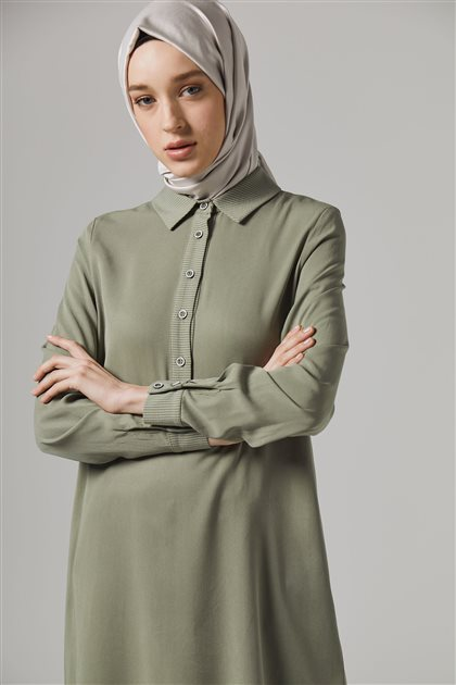 Doque Tunik-Yeşil DO-B20-61061-25