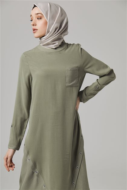 Doque Tunic-Green DO-B20-61046-25