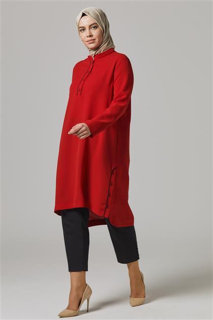 Tunik-Kırmızı DO-A9-61170-19