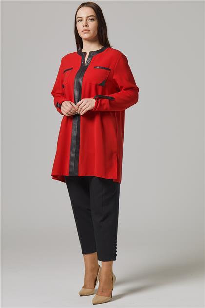 Tunik-Kırmızı DO-A9-61005-19