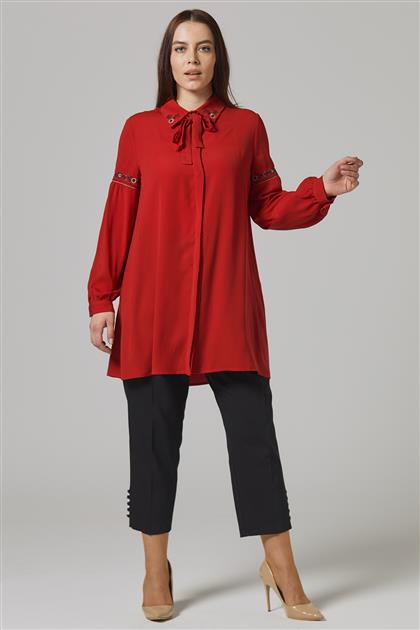 Tunik-Kırmızı DO-A9-61149-19