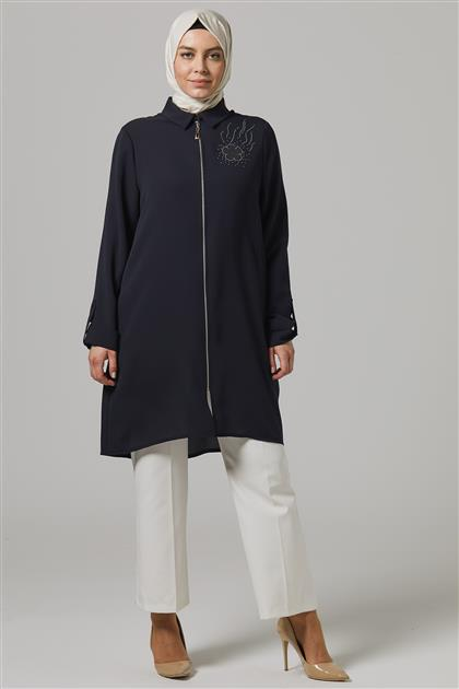 Tunic-Navy Blue DO-A9-61095-11