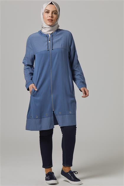 Doque Tunic-Indigo DO-B20-61016-39