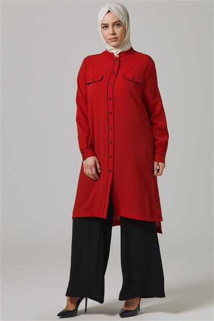 Tunik-Kırmızı DO-A9-61174-19