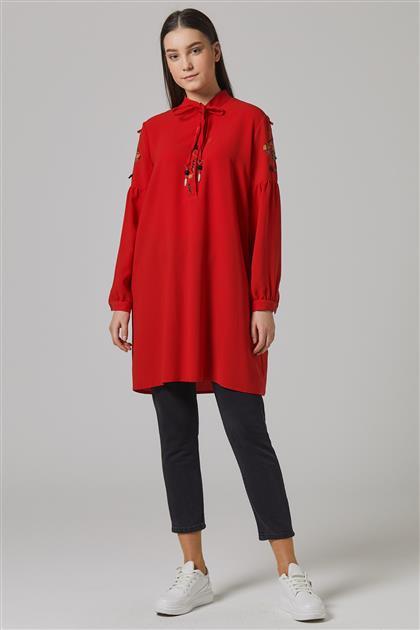 Tunik-Kırmızı DO-A9-61031-19