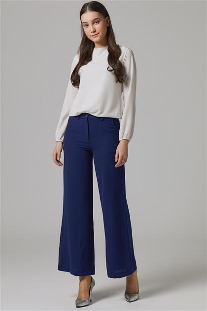 Pantolon-Lacivert DO-A9-59008-11