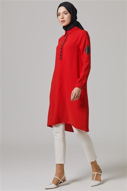 Tunik-Kırmızı DO-A9-61013-19