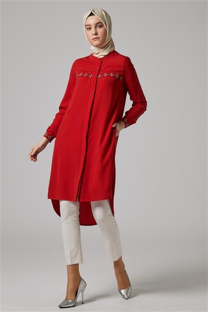 Tunik-Kırmızı DO-A9-61128-19