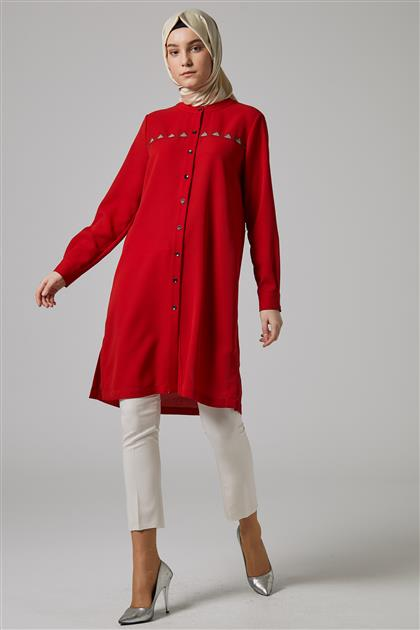Tunik-Kırmızı DO-A9-61175-19