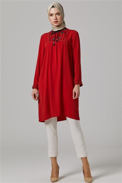 Tunik-Kırmızı DO-A9-61157-19