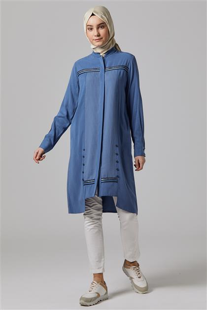 Doque Tunic-Indigo DO-B20-61048-39