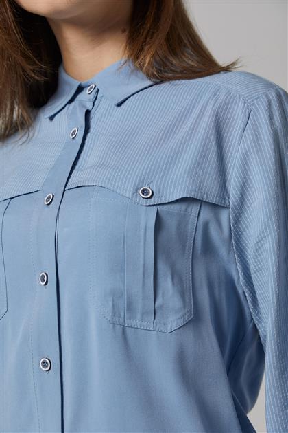 Doque Tunic-Blue DO-B20-61017-09