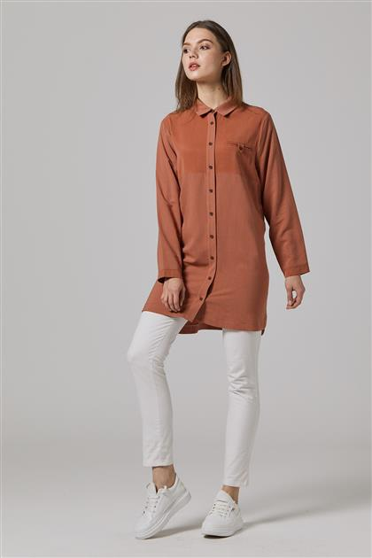 Doque Tunic-Coral DO-B20-61062-37