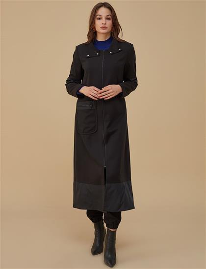 Coat Black A9 17082