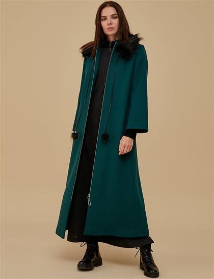 Coat A9 18012 Green