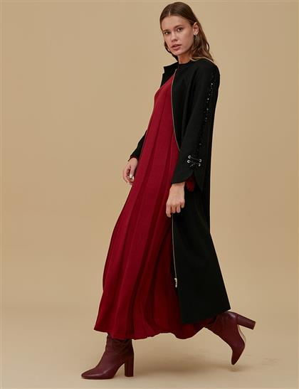 Coat Black A9 17059