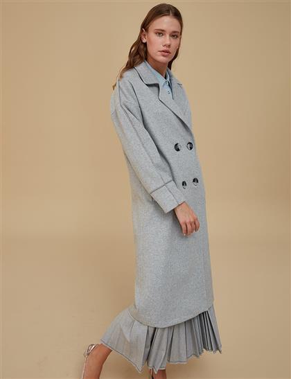Coat Gray A9 17057
