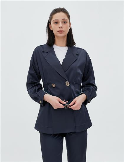 Jacket-Navy Blue KA-B20-13018-11