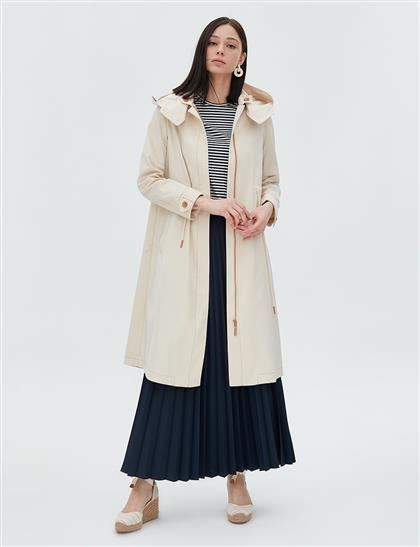 Coat Cream B20 24007