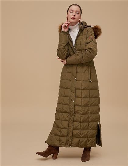Coat Khaki A8 27001