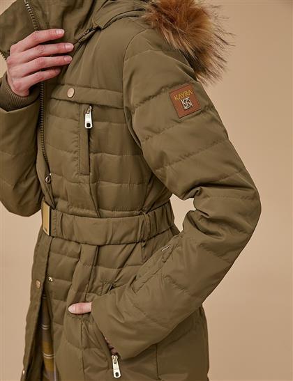 Coat Khaki A8 27002