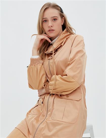 Coat Beige B20 24005