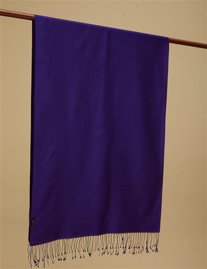 Silk Shawl SZ SAL01 Lilac