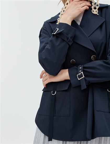Jacket-Navy Blue KA-B20-13011-11