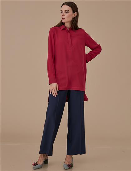 Basic Tunik Kırmızı SZ 21500