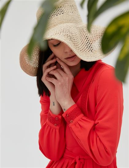 Dress Red B20 23003