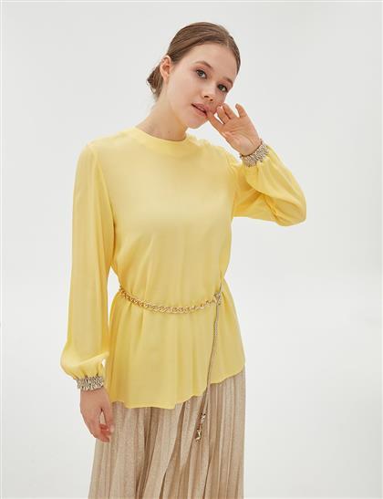 Suit Yellow B20 16014