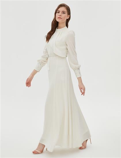 Dress White B20 23032