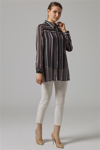 Gömlek-Siyah 7033-01