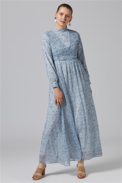 Dress-Light Blue-TK-U5722-16
