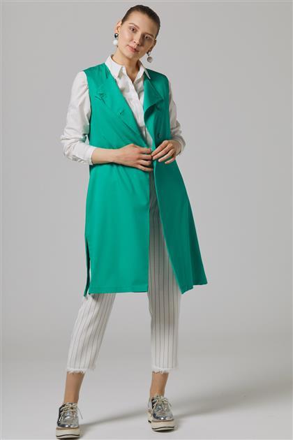 Yelek-Benetton Yeşili-TK-U2476-58
