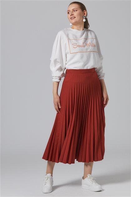 Tesettür Skirt Tile 781-58