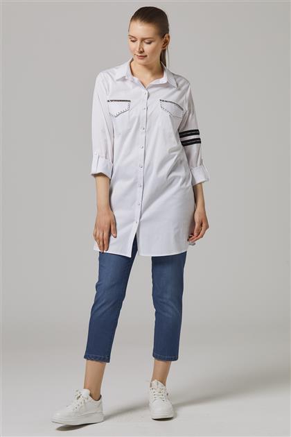 Gömlek-Beyaz 7076-02