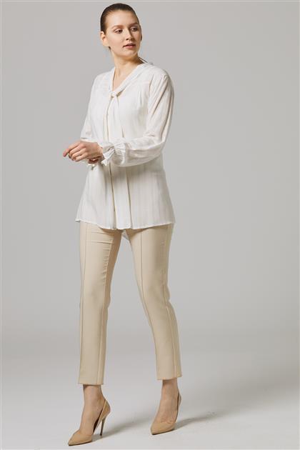 Bluz-Beyaz 7037-02