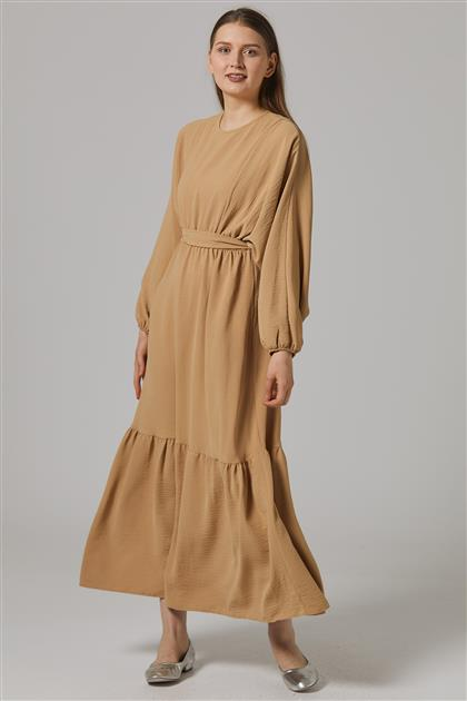 Dress-Beige 2643F-11