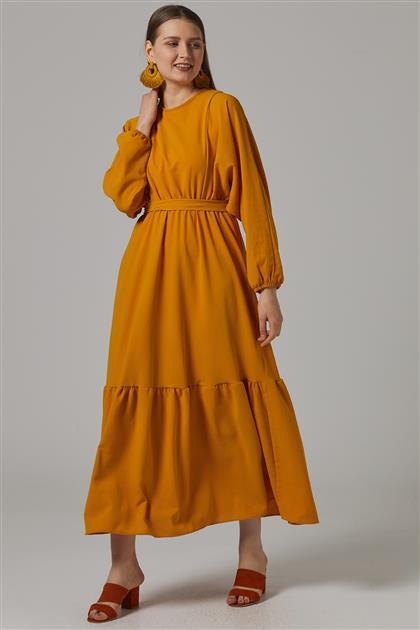 Dress-Mustard 2643F-55