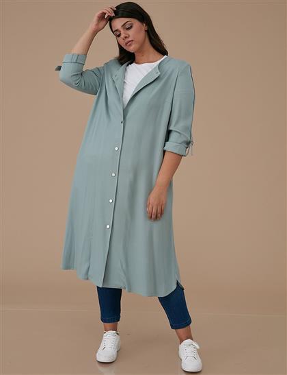 Çıtçıtlı Giyçık Mint A9 25050