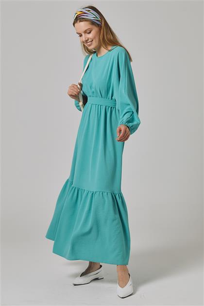 Dress-Sea Green 2643F-69