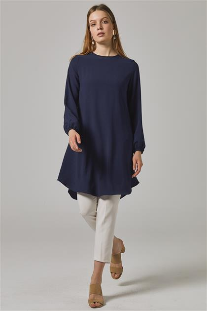 Tunic Navy Blue-1001F-17