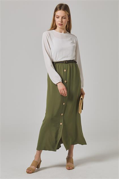 Skirt Khaki-2638F-27