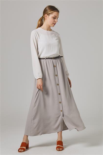 Skirt Gray-2638F-04