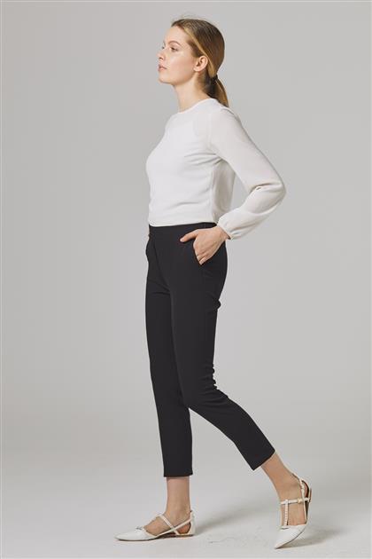 Pantolon Siyah-28056-01