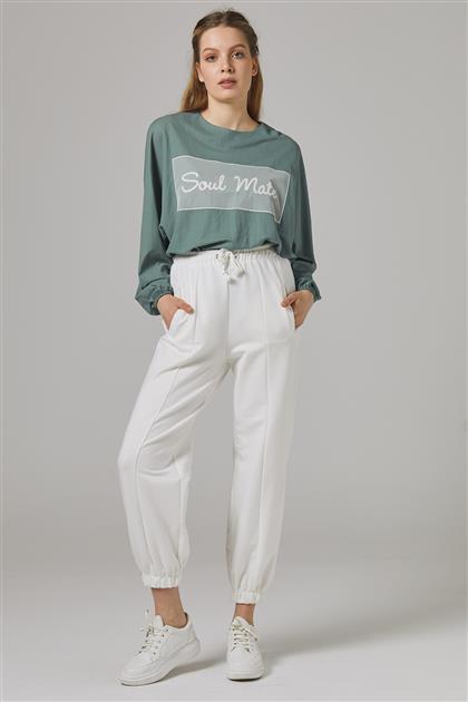 Pants Ecru-30312-52